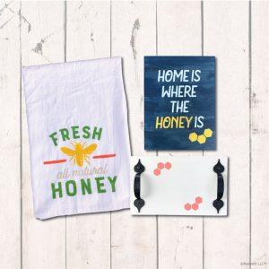 TM112 Honey Bee Bundle
