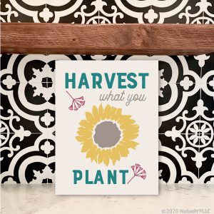 4045 Harvest What You Plant