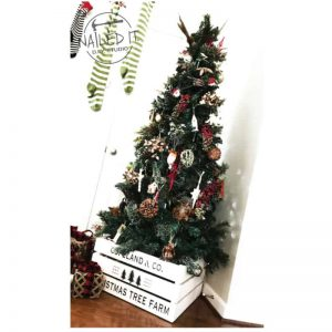 SP105 Christmas Tree Box