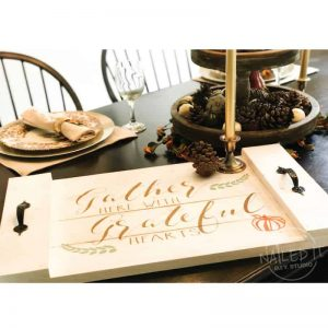 SP123 Stacked Serving Tray
